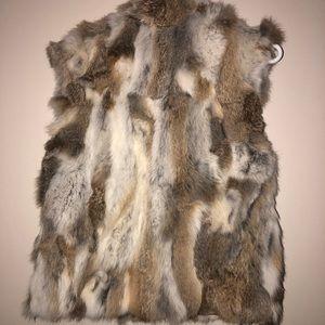 Beautiful Real Fur Vest